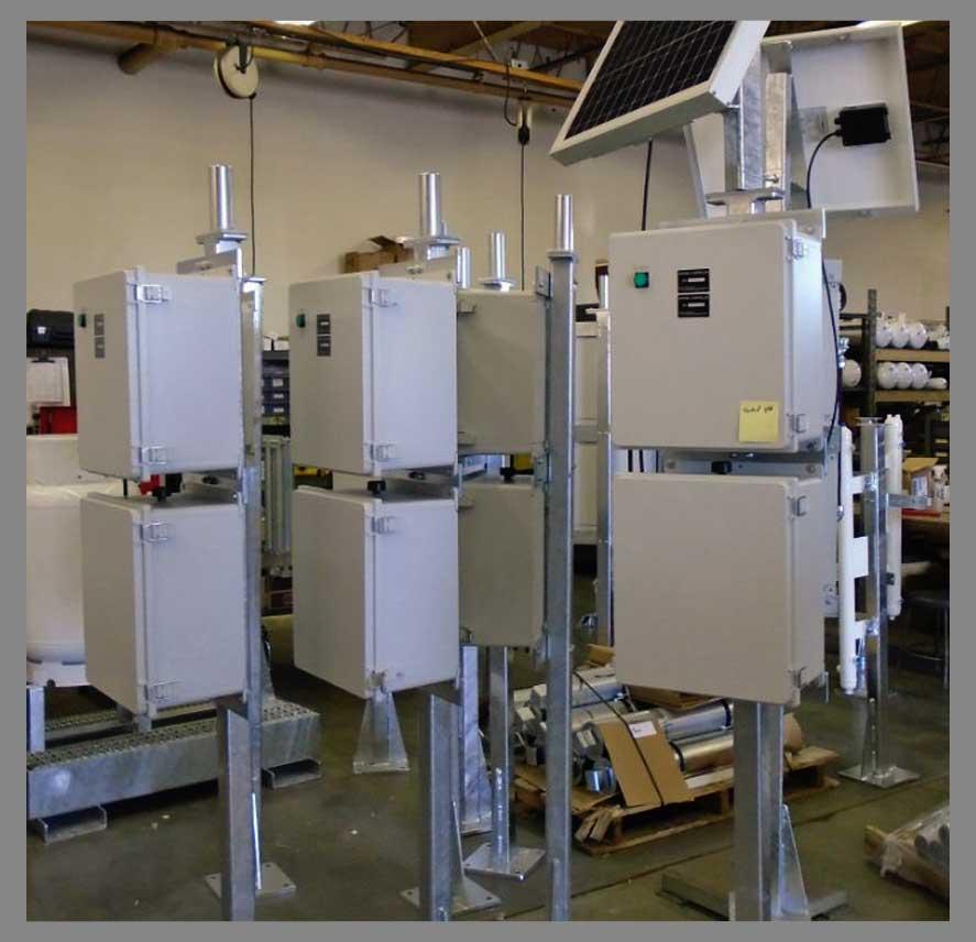 PRECO meter boxes